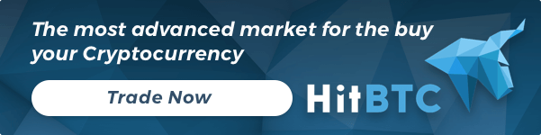 Trade with HitBTC