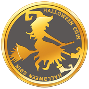Buy Halloween Coin cheap