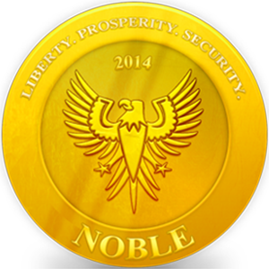 NobleCoin live price