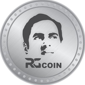 RG Coin live price