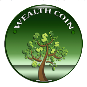 WealthCoin live price