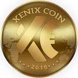 XenixCoin live price