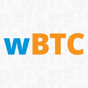 wBTC live price